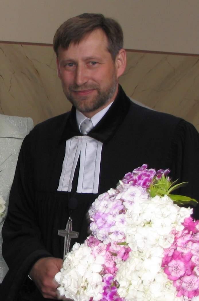 Generalinis superintendentas kun.R.Mikalauskas