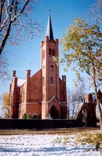 Biržų bažnyčia